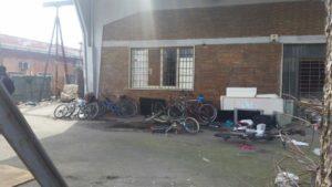 Sgombero a Via Vannina: gli invisibili dell'accoglienza